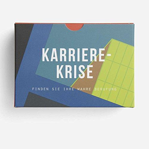 KARRIERE KRISE | KARTENSET | Deutsche Edition | The School of Life