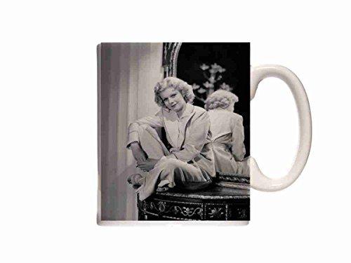 Mug Harlow Jean 58 Ceramic Cup Box Gift (Cup Harlow)