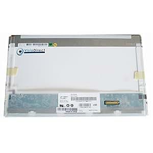 """Dalle Ecran 11.6"""" LED 1366X768 HD pour ordinateur portable ACER Aspire One 751 752 A0751H 0751H - Visiodirect -"""