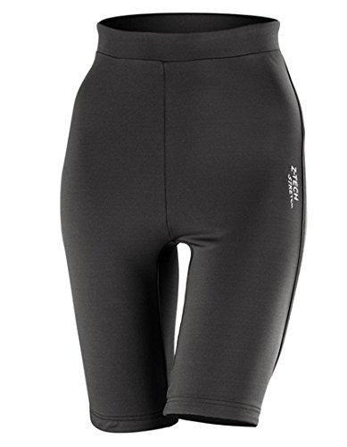 Short sport Femme short athétique SPIRO Leggings Yoga Pant Black