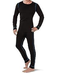 Original CFLEX Herren Ski- & Thermowäsche Set - Hemd + Hose - POLARDRY Technology - Farben und Größen M-XXL wählbar - Qualität von celodoro