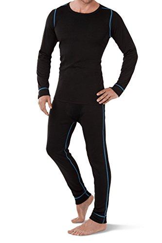 cflex-set-di-biancheria-termica-da-sci-da-uomo-polardry-nero-blu-xxl