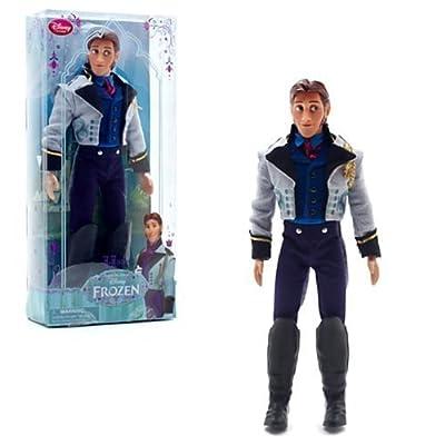 Disney Frozen 30cm Príncipe Hans Classic figura muñeca de Disney