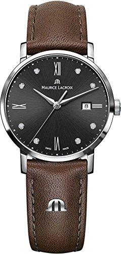 Maurice Lacroix Eliros EL1084-SS001-350-2 Reloj de Pulsera para hombres Plano & ligero