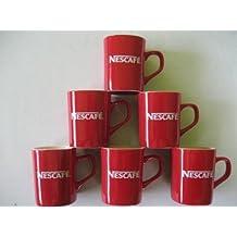 Nescafe Red Mug by Nescafé