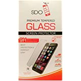 SDO 9H Hard Abression Proof 2.5D Tempered Glass Screen Protector for VIVO V1 Max - Transparent