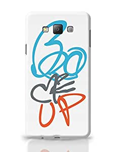 PosterGuy Bro Me Up Typography Illustration Quirky Samsung Galaxy A7 Covers