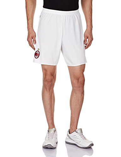 adidas Herren Shorts AC Milan Home, Core White/Granite, L, S11851