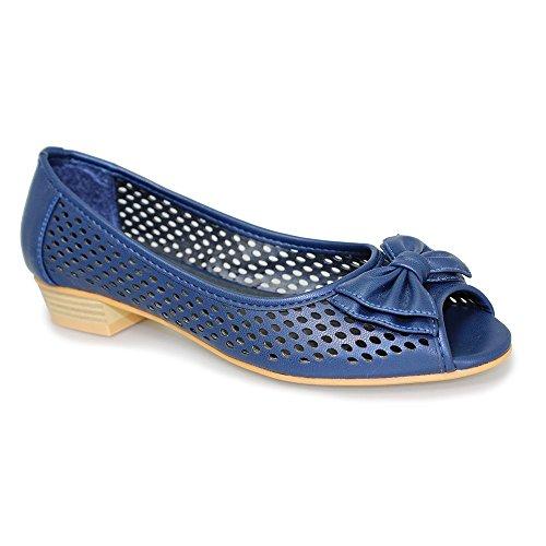 Lunar FLC154 Ruthie Shoe Blu (blu)