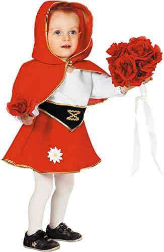 Kostüm Fox Kleinkind - Wilbers NEU Kleinkind-Kostüm Rotkäppchen, Gr. 74-80