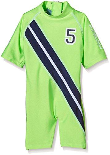 Zunblock UV 50 plus Anzug Stars and Stripes Lime/Navy, 86/92 -