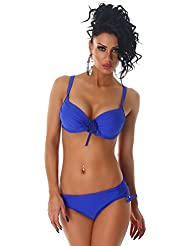 P.F. Damen Träger-Bikini im eleganten Design