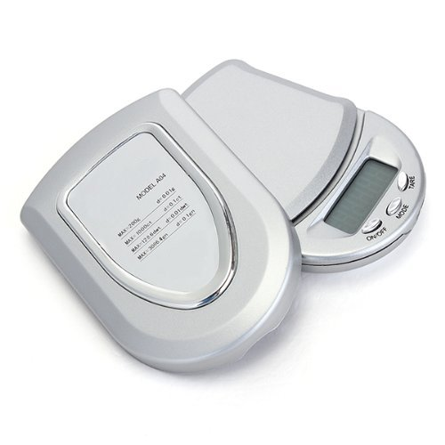 200g/0.01g Báscula Digital Precisión Balanza Joyería
