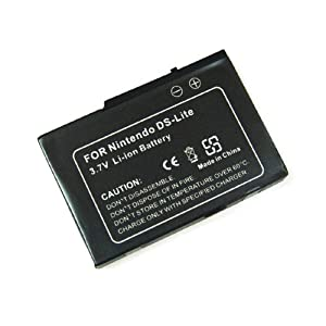 OTB Akku kompatibel zu Nintendo DS Lite (ersetzt USG-003) Li-Ion