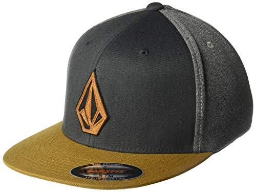 Imagen de volcom men's stone stack jfit hat