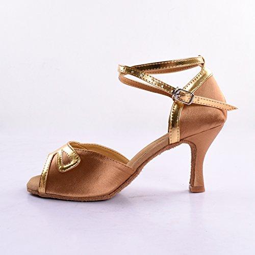 Kevin Fashion , Salle de bal femme Bronze