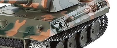"""Panzer """"HL Panther"""" M 1:16/R&S Metallgetriebe / Metallketten von AMEWI"""