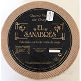 El Sanabrés Formaggio di pecora Zamorano El sanabres 3,3 kg aprox