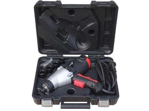 6 tlg elektro Schlagschrauber Schrauber Werkzeugkoffer Werkzeug mit Koffer 900 W 300 Nm