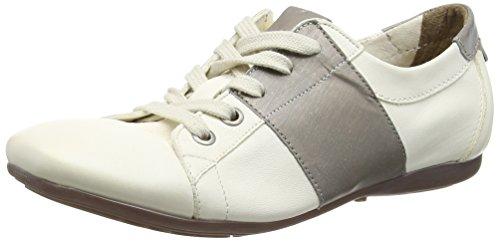 Belmondo 703329, Chaussures de sport femme Blanc - Weiß (bianco)
