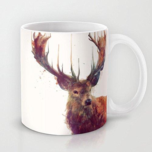 rosso-cervo-caffe-tazza-divertente-tazza