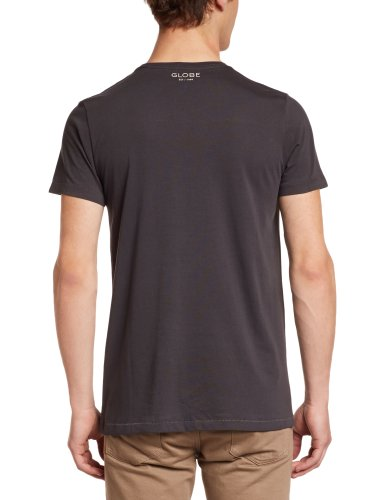 Globe Electric Blue Heaven-T-Shirt da uomo nero Nero 27-30 Inches nero - Nero