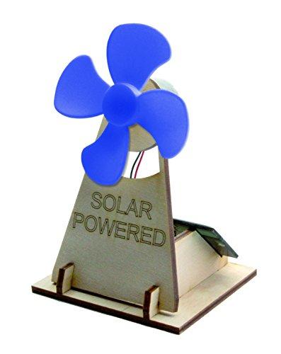 Solar-Bausatz Lüfter Propeller
