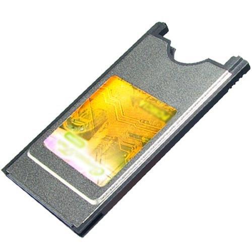 Adattatore da scheda CF Compact Flash PCMCIA X Notebook usato  Spedito ovunque in Italia