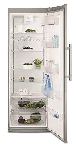 Electrolux ERF4113AOX Autonome 387L A++ Acier inoxydable réfrigérateur - Réfrigérateurs (387 L, SN-T, 39 dB, A++, Acier inoxydable)