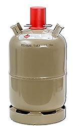 3 Wasserh/ähne leistungsstark und stabil Meva Gaskocher 9,8 kW 4 F/ü/ße Gas Triglav
