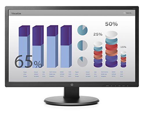 HP W3R46AT#ABU v243 - LED monitor - 24