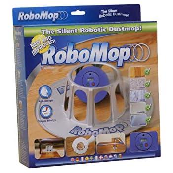 Robomop Robot Floor Cleaner Floor Sweeper Amazon Co Uk