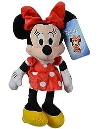 Preisvergleich für Plüsch–Disney–Mickey Mouse Clubhouse–Minnie rot 27,9cm