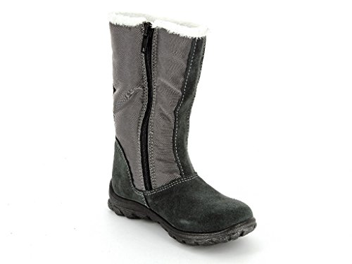 Ricosta Emilia, Bottes de neige de hauteur moyenne, doublure chaude fille Grigio (grigio)
