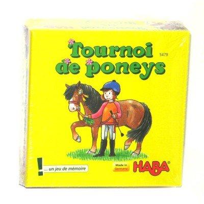 HABA-005479 Tournoi de Poneys, 005479