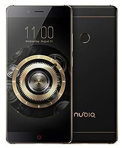 Nubia Z11 (Black-Gold, 6GB RAM + 64GB Memory)
