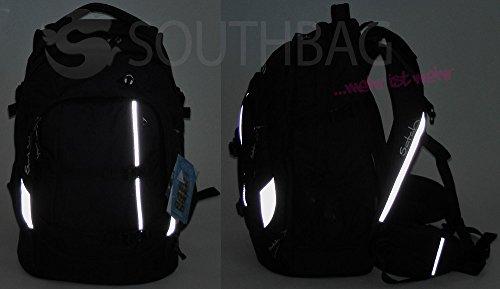 satch pack Schulrucksack Deep Sea - 7