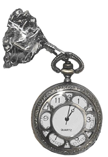 (Steampunk Deluxe Pocket Watch Costume Accessory)