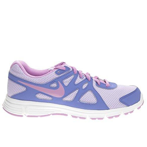 Nike Revolution 2Gs Chaussure Rosa/Giallo/Nero