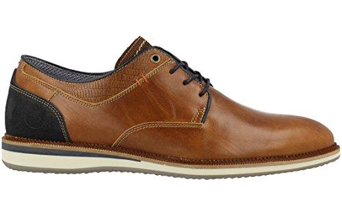 BULLBOXER 633 K2-5935A SU10 - Herren Schuhe Schnürer Sneaker - Coco, Größe:42 EU