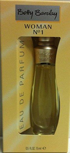 BETTY BARCLAY No. 1 Women EDP - Spray 15 ml