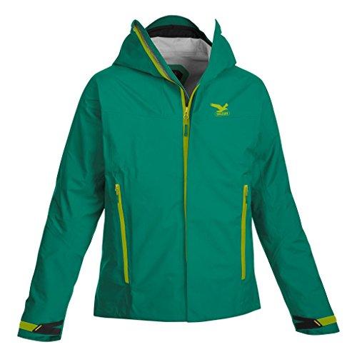 SALEWA Herren Jacke Shakti 2.0 PTX M Jacket Alpine Green/5100