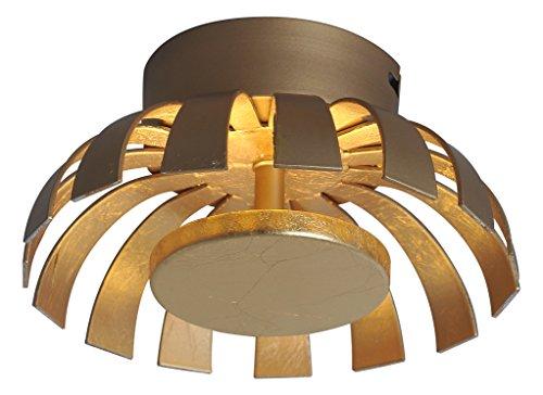 LED Deckenleuchte Galerie Eco-Light Flare 9017 M Dekorativ Akzent Wandlampe 12 Watt (Deckenleuchte Dekorative)