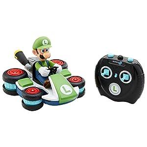 Nintendo Super Mario Kart 8 Luigi Anti-Gravity Mini RC Racer 2.4Ghz vídeo Juego