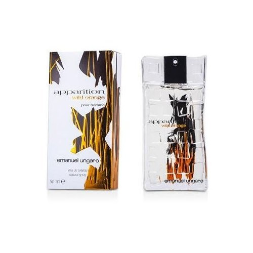 Ungaro App Wild Orange Eau De Toilette For Man 50 ml