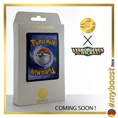 my-booster-SM11.5 Cartas de Pokémon (SM11.5-DE-SV1)