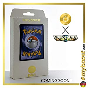 Altaria SV37/SV94 Variocolor - #myboost X Sonne & Mond 11.5 Verborgenes Schicksal - Box de 10 cartas Pokémon Alemán