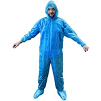 Head to Toe, Water Repellent Disposable Coverall