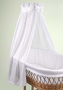 himmel f r stubenwagen oder wiege baby. Black Bedroom Furniture Sets. Home Design Ideas