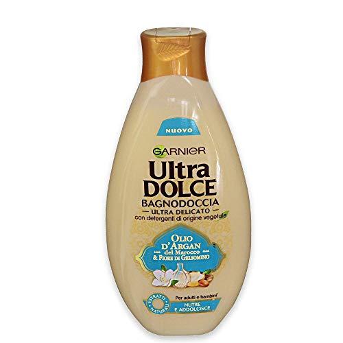 Ultra Dolce - Argan oil and jasmine bath foam 500 ml
